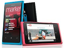 Usuń simlocka kodem z telefonu Nokia Lumia 800