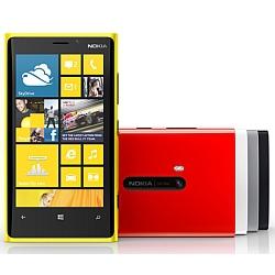 Usuń simlocka kodem z telefonu Nokia Lumia 920
