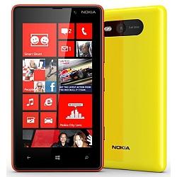 Usuń simlocka kodem z telefonu Nokia Lumia 820