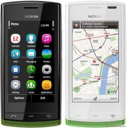 Usuń simlocka kodem z telefonu Nokia 500