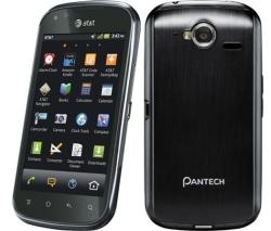 Usuń simlocka kodem z telefonu Pantech Burst