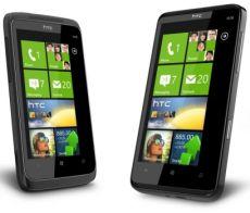 Usuń simlocka kodem z telefonu HTC 7 Mozart