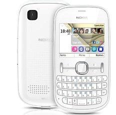 Usuń simlocka kodem z telefonu Nokia Asha 201