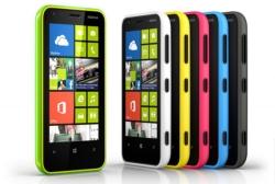 Usuń simlocka kodem z telefonu Nokia Lumia 620