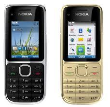 Usuń simlocka kodem z telefonu Nokia C2-01