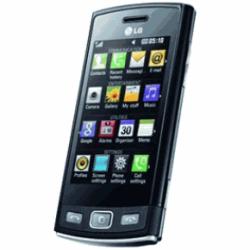 Usuń simlocka kodem z telefonu LG GM360 Viewty Snap