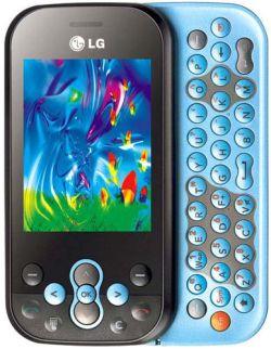 Usuń simlocka kodem z telefonu LG GT360