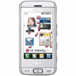 Usuń simlocka kodem z telefonu LG GT400