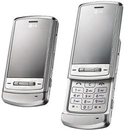 Usuń simlocka kodem z telefonu LG KE970 Shine