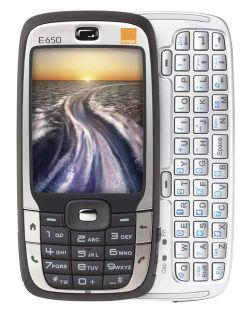 Usuń simlocka kodem z telefonu HTC SPV E650