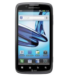 Usuń simlocka kodem z telefonu New Motorola ATRIX 2