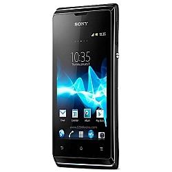 Usuń simlocka kodem z telefonu Sony Xperia C1605