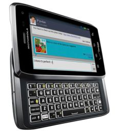 Usuń simlocka kodem z telefonu New Motorola Droid 4