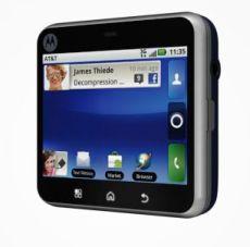 Usuń simlocka kodem z telefonu New Motorola MB511