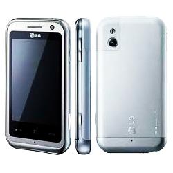 Usuń simlocka kodem z telefonu LG C0168