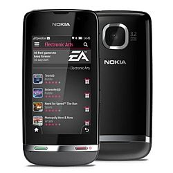 Usuń simlocka kodem z telefonu Nokia Asha 311