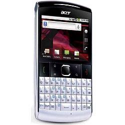 Usuń simlocka kodem z telefonu Acer beTouch E210