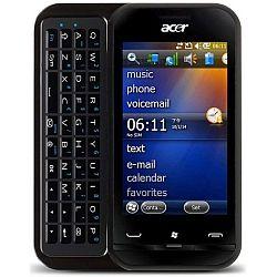 Usuń simlocka kodem z telefonu Acer neoTouch P400