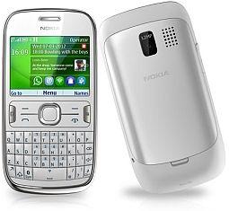 Usuń simlocka kodem z telefonu Nokia Asha 302