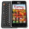 Usuń simlocka kodem z telefonu LG Mach LS860