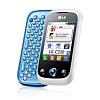 Usuń simlocka kodem z telefonu LG Linkz C330