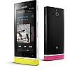 Usuń simlocka kodem z telefonu Sony Xperia U